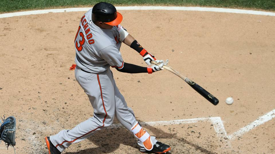 Manny Machado's three HRs lift Orioles past White Sox ...