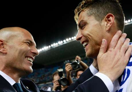 Zizou: I've not denied Ronaldo talk