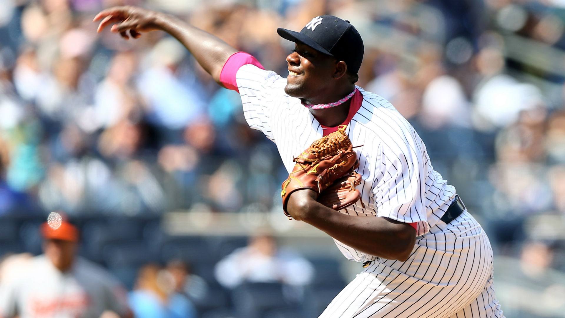 Yankees' Michael Pineda ruled out until September