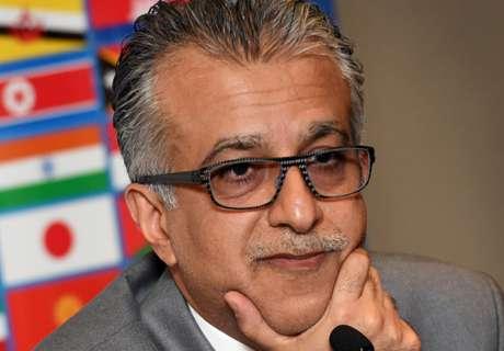 Salman, Infantino deny debate claim