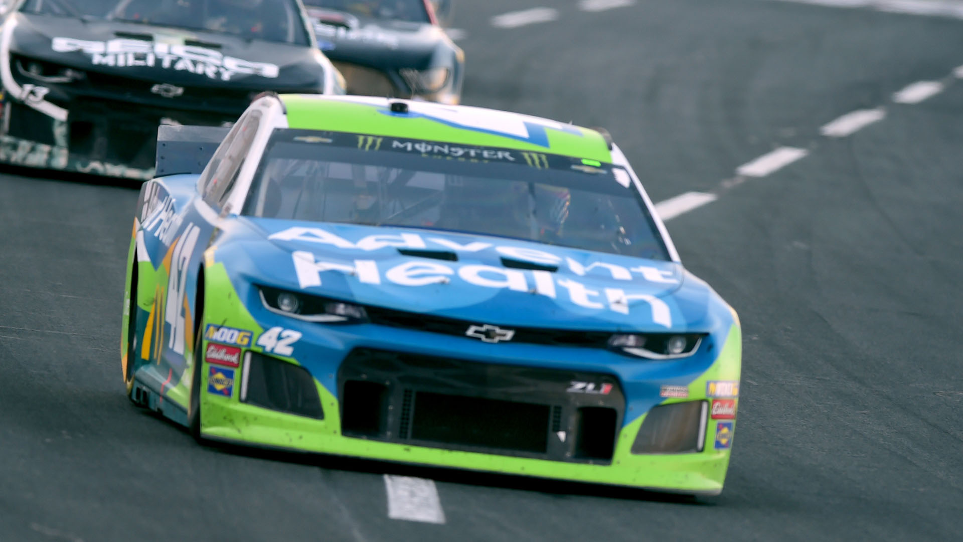 NASCAR All-Star Race results: Kyle Larson wins $1 million after qualifying in Open
