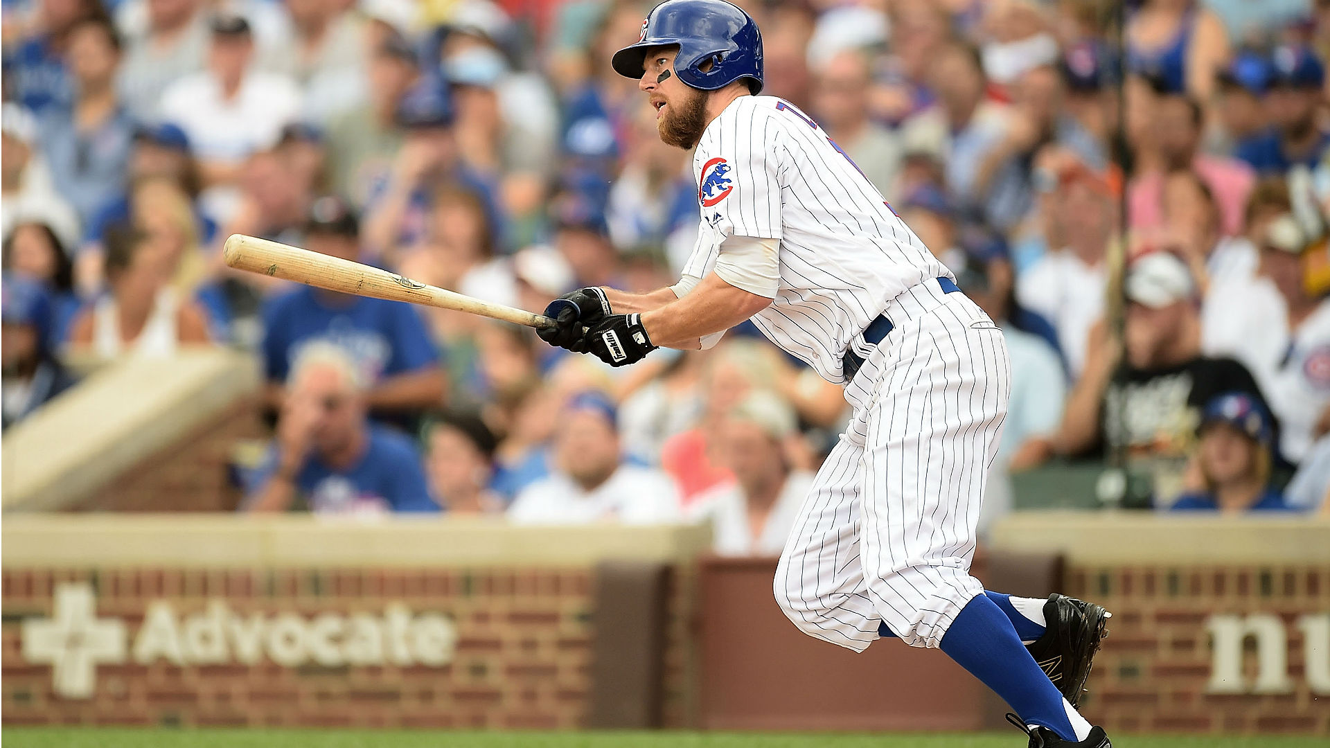 MLB Threatens To Fine Cubs' Ben Zobrist Over Wearing Black Cleats