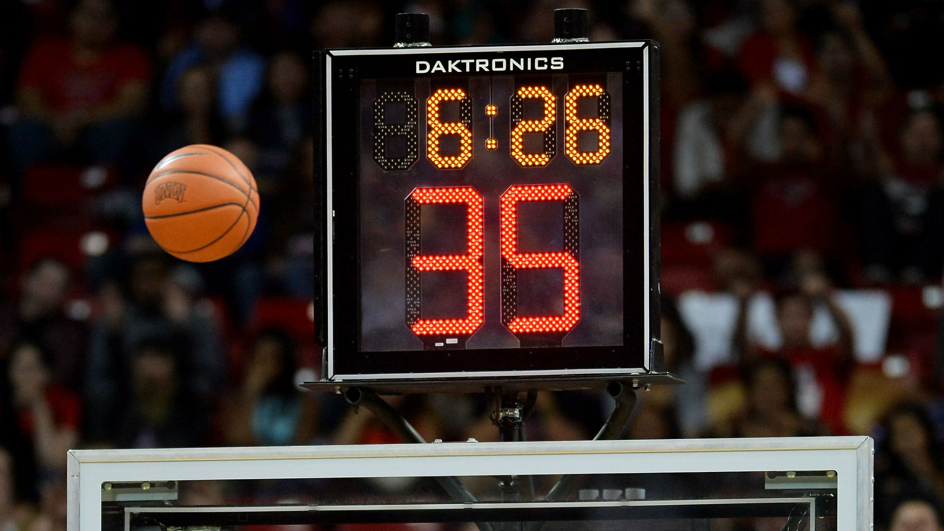 NCAA expected to switch to 30-second shot clock