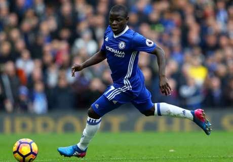 N'Golo Kanté, l'ex de Ligue 2 marche sur la Premier League