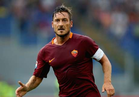 Totti undecided on Roma future