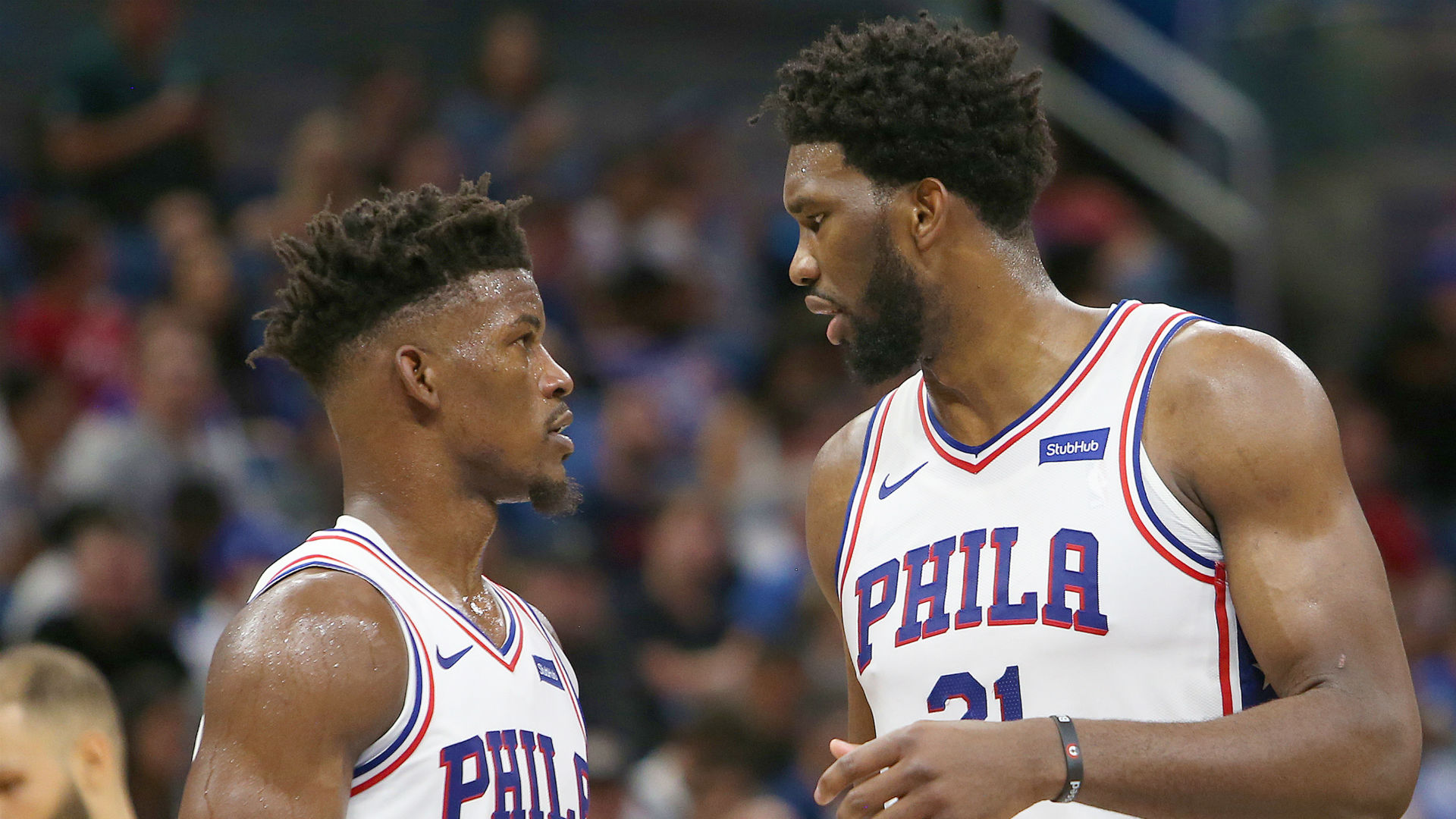 76ers owner says first-round playoff exit would be 'very problematic'
