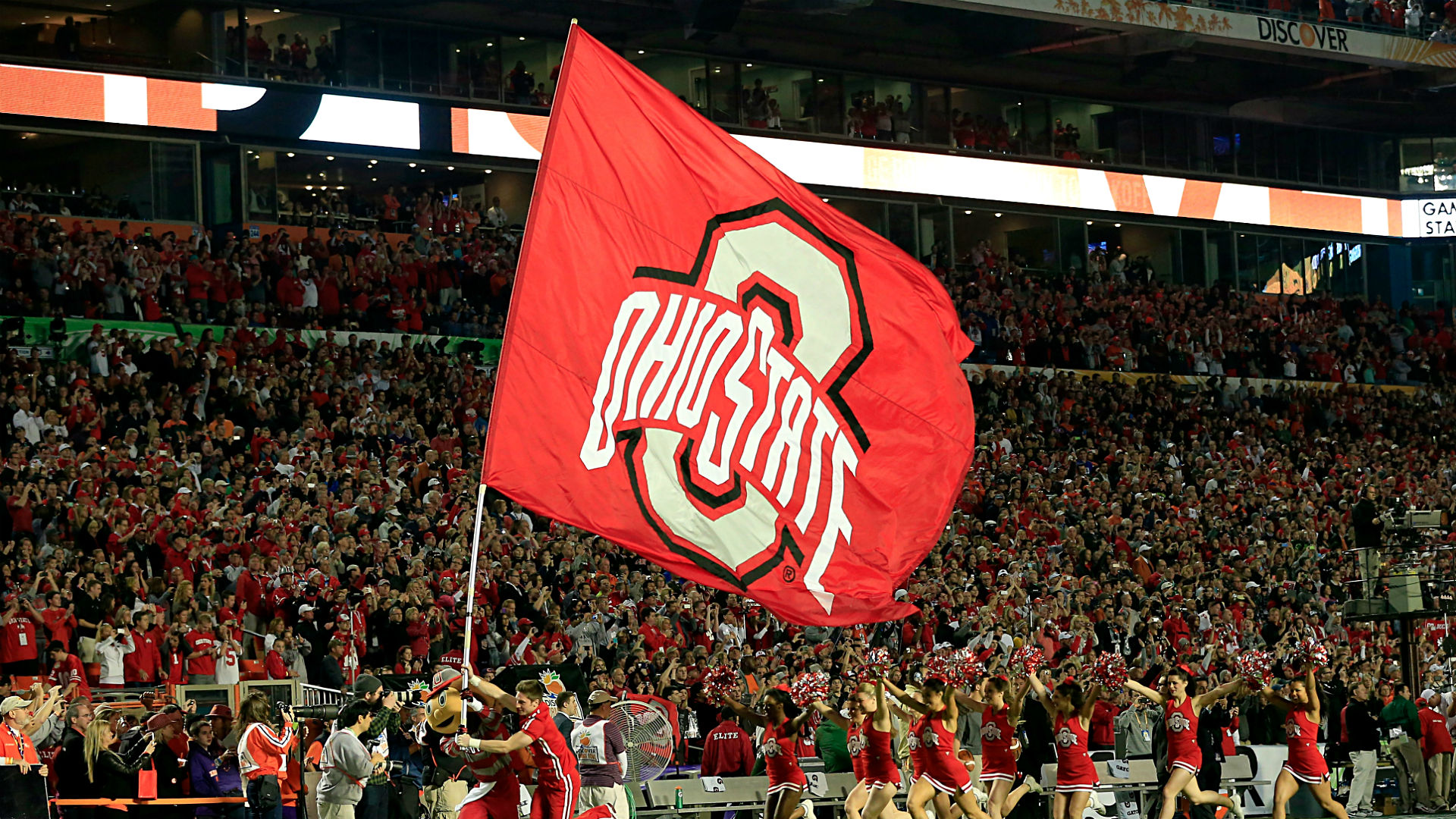 Ohio State claims top spot in preseason coaches poll