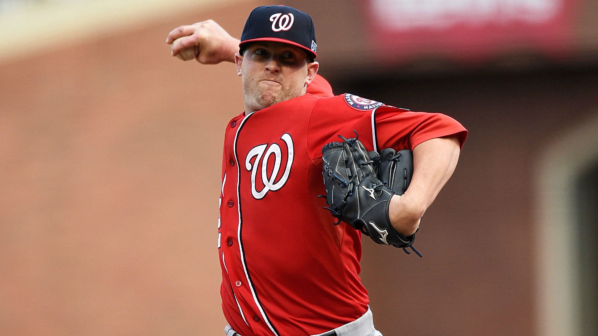 Nats' Drew Storen not pleased about losing closer's role—again