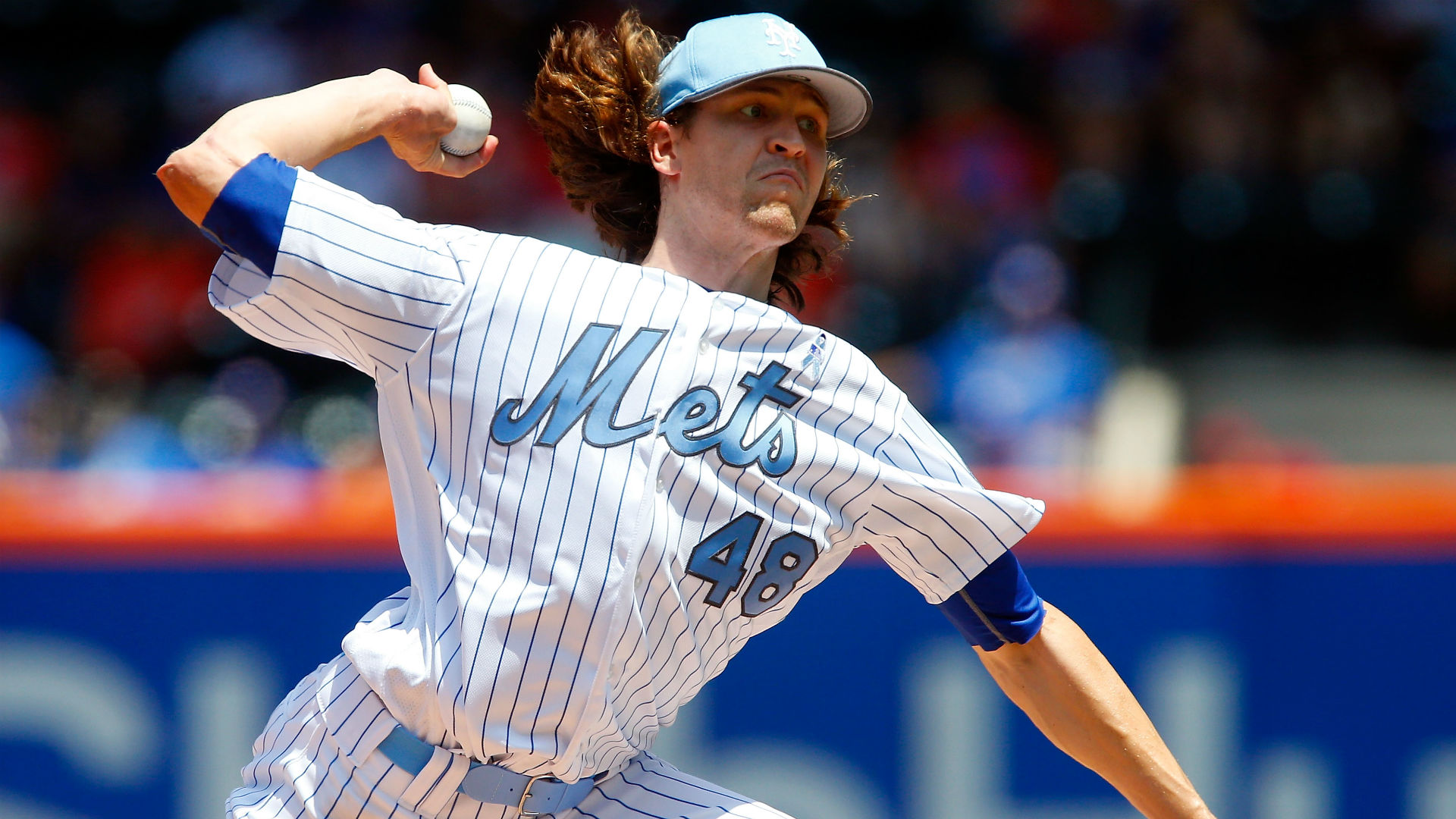 MLB wrap: Mets get walk-off win, but again give Jacob deGrom no support