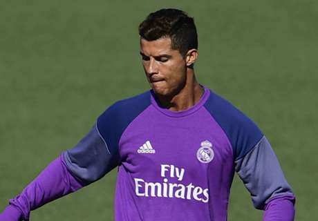 Ronaldo remains absent for Madrid