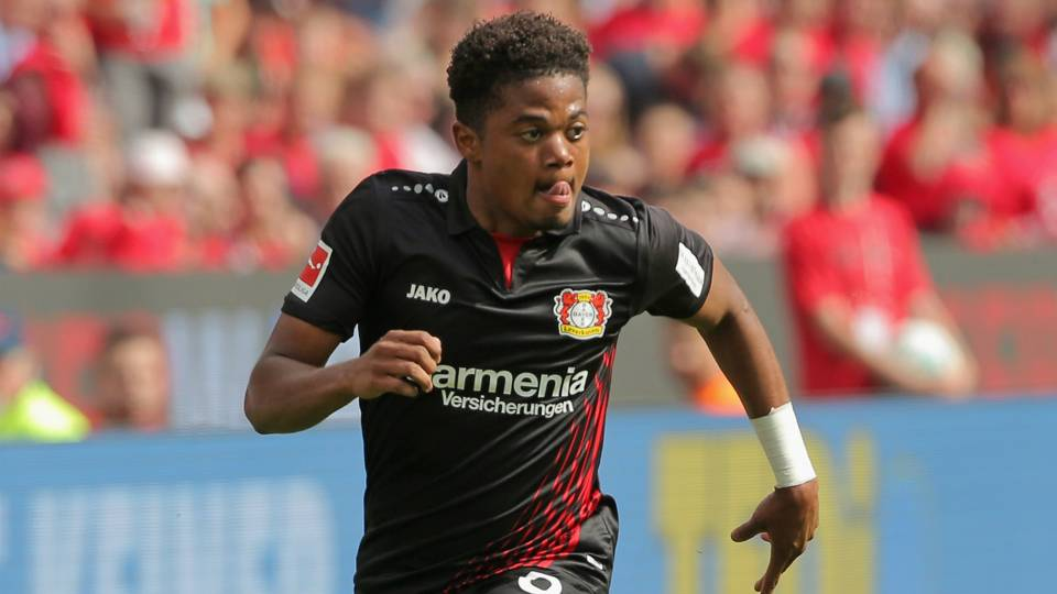 Leon Bailey - cropped