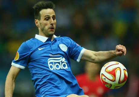 Dnipro confirms Kalinic departure