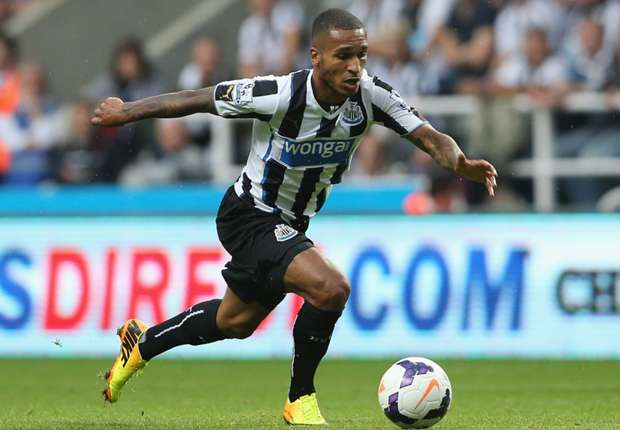 Newcastle outcast Marveaux loaned to Guingamp