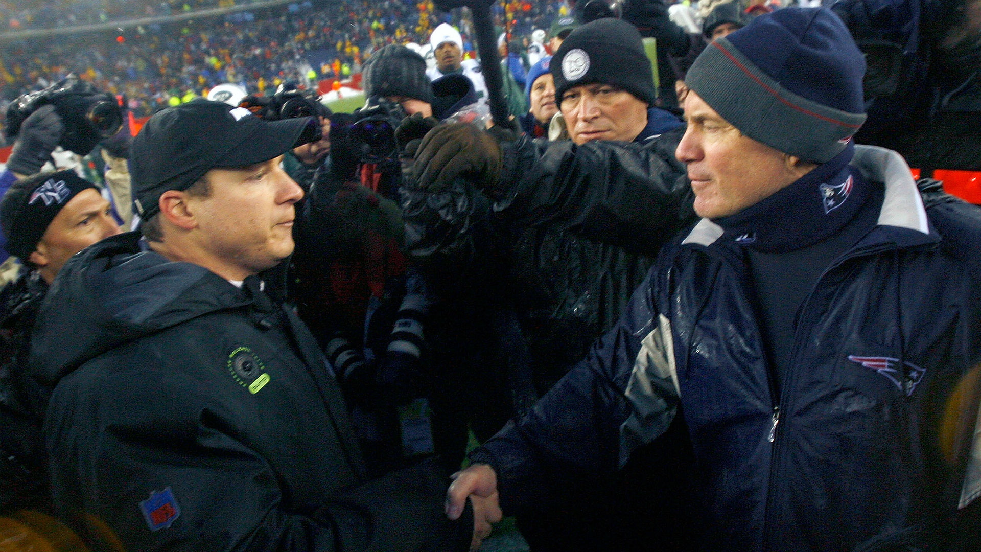 Eric Mangini still hoping to reconcile with Bill Belichick after Spygate