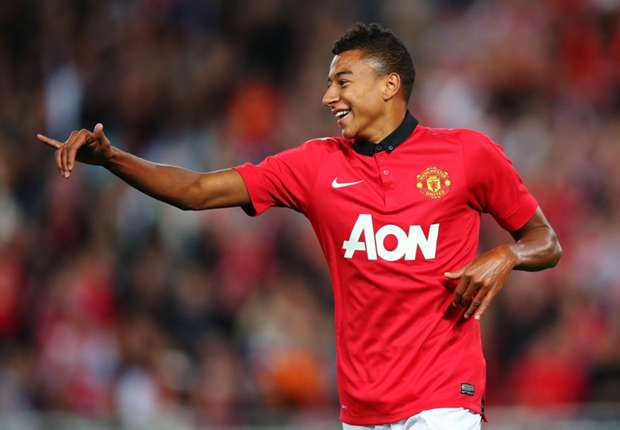 Manchester United starlet Lingard joins Brighton on loan