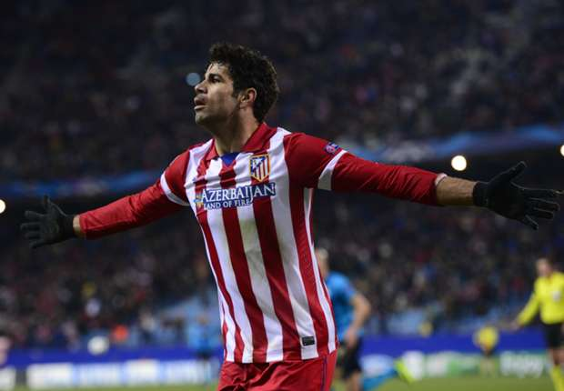 Atletico Madrid 2-0 Porto: Diego Costa dumps Portuguese out