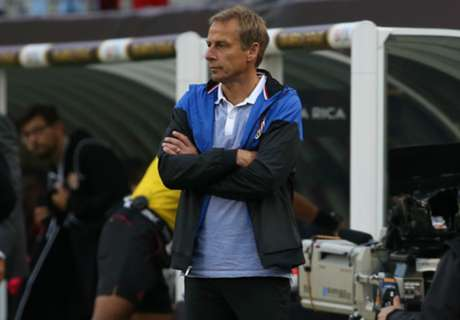 Klinsmann: USA in driver's seat