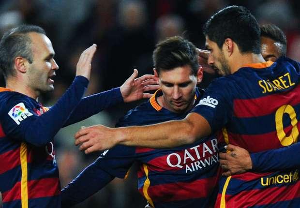 Iniesta hails Barcelon...