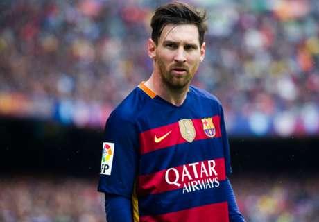 Messi écourte ses vacances
