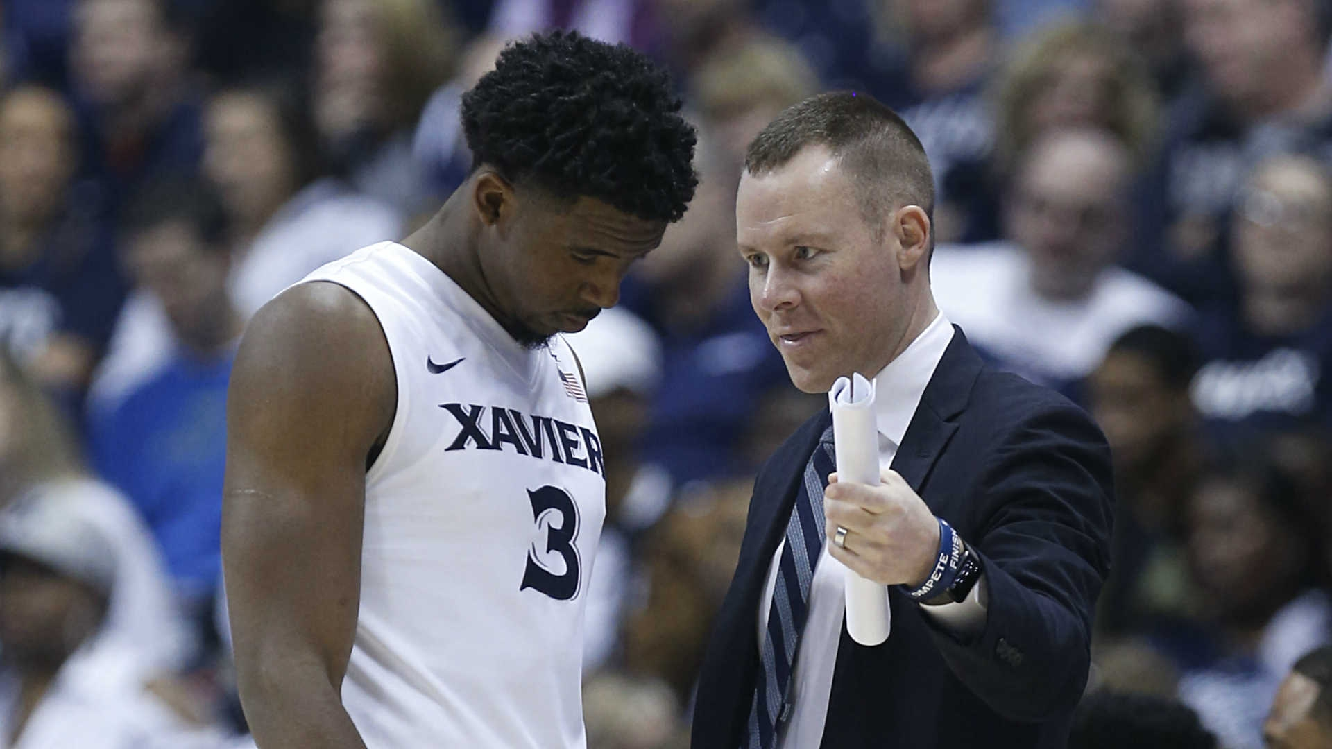 Xavier promotes Travis Steele to coach, replacing Mack
