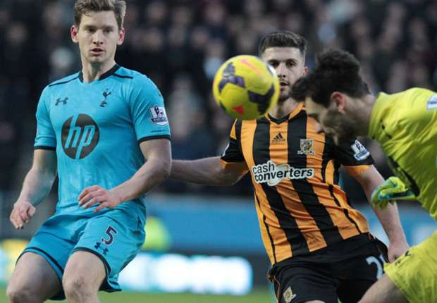 Dawson welcomes return of 'world-class' Vertonghen