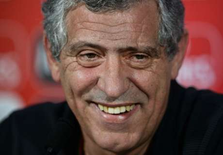 Portugal must continue to work - Santos