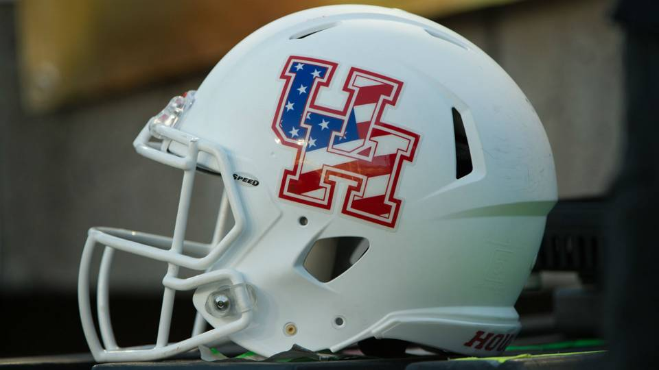 Image result for Houston athletics postpones all sports due to Hurricane Harvey, including football's opener vs. UTSA
