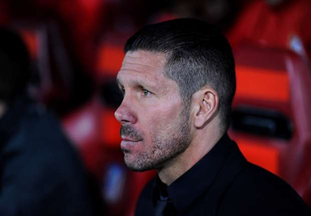 Simeone hints at Atletico Madrid rotation