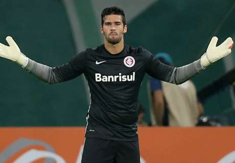 Alisson relishing potential Roma move