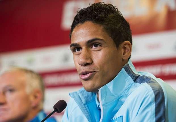 Varane is a future Real Madrid captain, says Perez