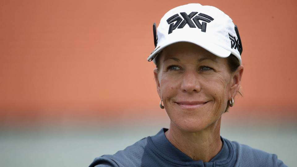 Suzy Whaley becomes PGA of America's first female president