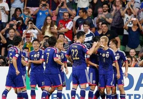 Japan ohne Gegentor ins Viertelfinale
