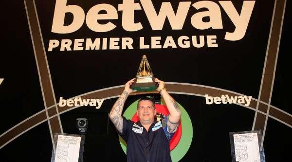 darts pdc premier league