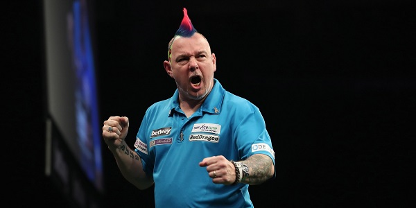 Peter Wright - Betway Premier League Play-Offs (Lawrence Lustig, PDC)