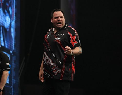 Adrian Lewis - Betway Premier League, Rotterdam (Lawrence Lustig, PDC)