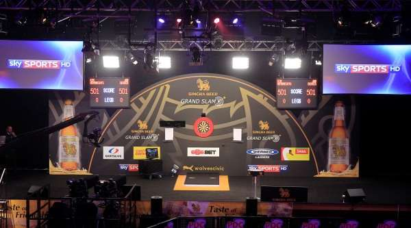 world grand slam darts