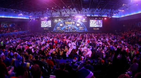william hill darts championship