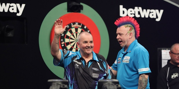 Phil Taylor - Betway Premier League Play-Offs (Lawrence Lustig, PDC)