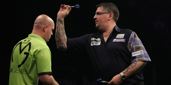 Gary Anderson - Betway Premier League Play-Offs (Lawrence Lustig, PDC)