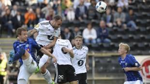 Tore Reginiussen header, RBK - Stabæk