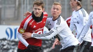 Matthias Vilhjalmsson og Gudi