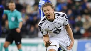 Alexander Søderlund jubler, Stabæk - RBK