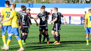 Fredrik Midtsjø har scoret mot Rostov på Marbella