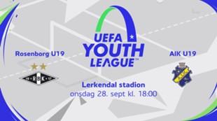 RBK U19 - AIK U19