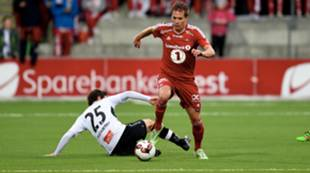 Anders Konradsen mot Sogndal