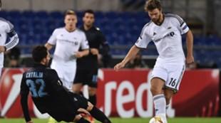 Skjelvik mot Lazio