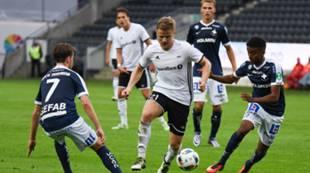 Midtsjø mot IFK
