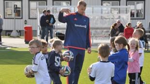 RBK Fotballskole for Telenor