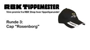 premie cap rosenborg runde 3
