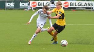 Filip Brattbakk mot Start